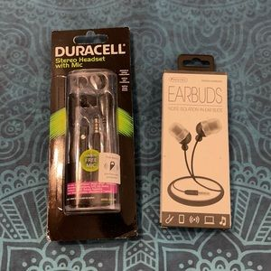 New Set/2 earbuds